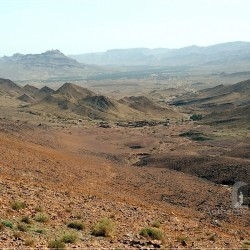 Draa Valley: the road from Ouarzazate to Agdz