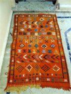 Casa Aya Medina: handmade Berber carpets