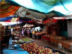 Sefrou medina: market everywhere