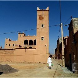N'Kob: Berber oasis with 45 mudbrick kasbah