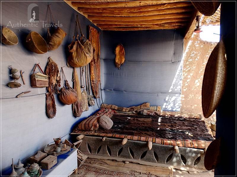 Draa Valley: Kasbah Ziwana in Tissergat - Museum des Arts et Tradition de la Valle du Draa