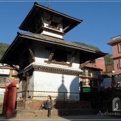 Pokhara to Kathmandu - Gorkha: Mahadev Temple