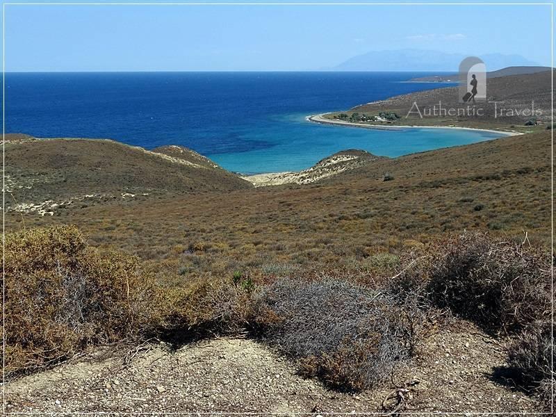 Lemnos Island: Tigani bay