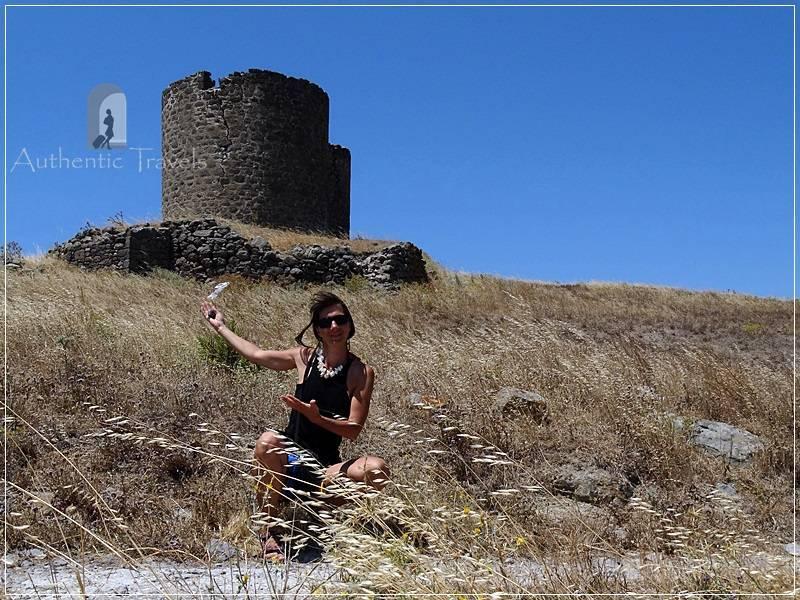 Lemnos Island: Romanou windmills