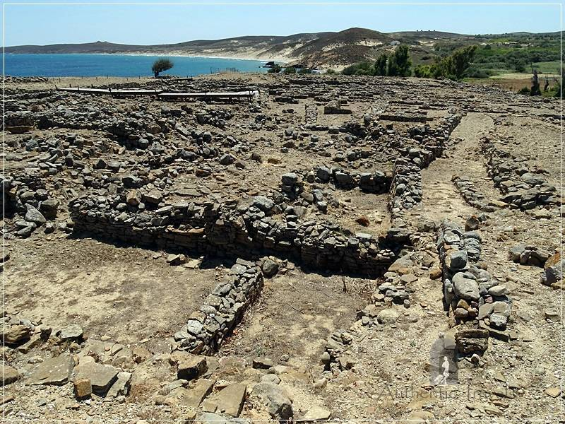 Lemnos Island: The Neolithic site of Poliohni