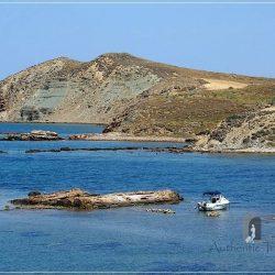 Lemnos Island: Gomati bay