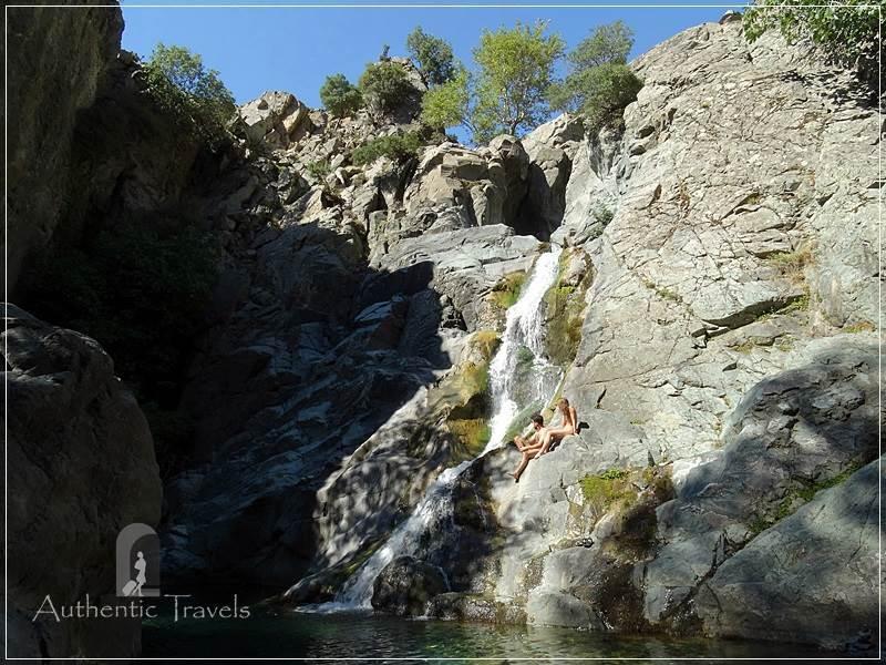 Samothraki Island: Xiropotamos Waterfall