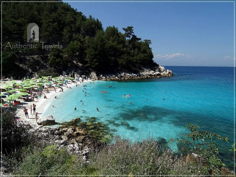 Thassos Island - Marble Beach: Saliria