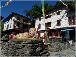 Birethanti Village - Ghorepani Trek