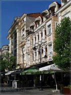 Skopje (new, modern town) - Ul. Makedonija