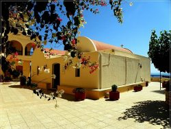 Moni Pantanassas Monastery