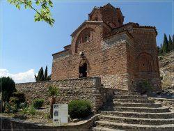 Sveti Jovan in Kaneo, Ohrid Lake