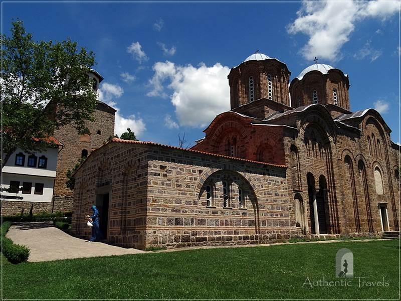 Lesnovo Monastery, near Kratovo