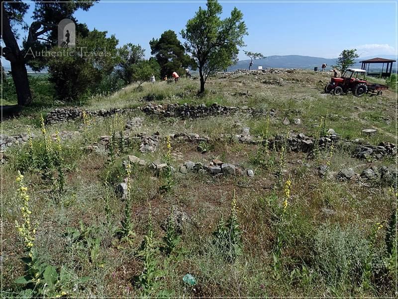 Gevgelia - Vardarski Rid fortress