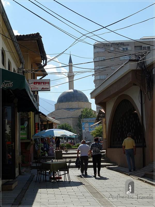Bitola - the old Turkish bazaar