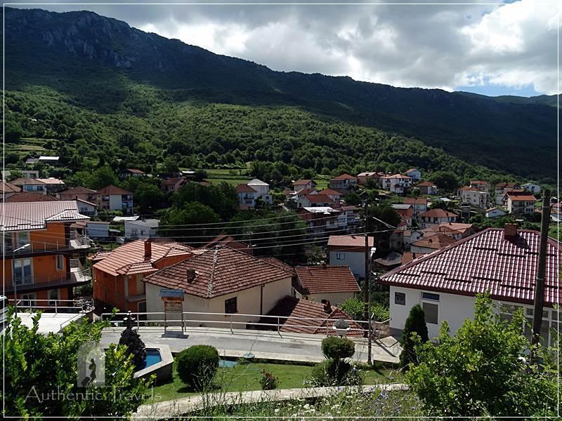 Ohrid Lake - Elshani village