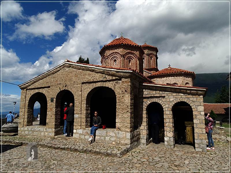 Ohrid Lake - Sveti Naum Monastery