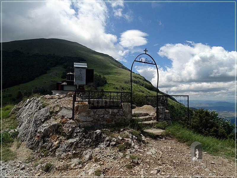 Ohrid Lake - crossing Galicica Mountains