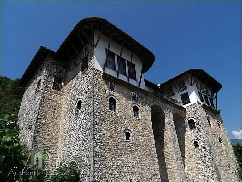 Gjirokastra - Zekate Ottoman house