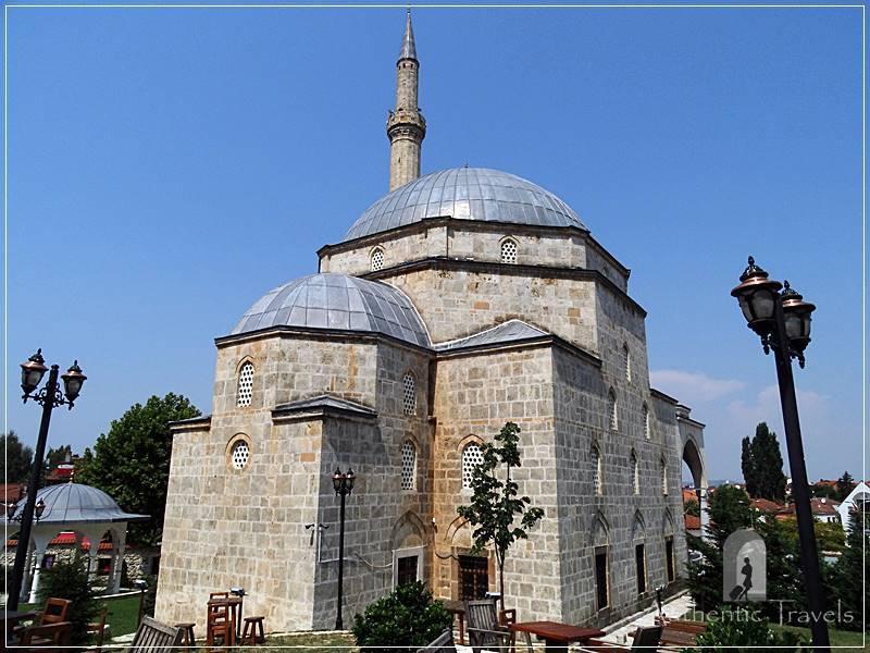 Prizren - the Sinan Pasha Mosque