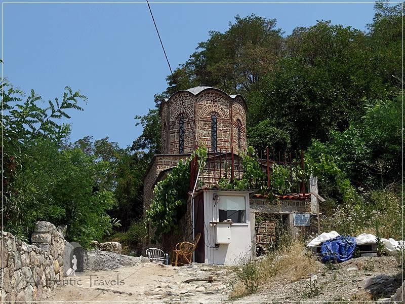 Prizren - Church of Saint Domenica