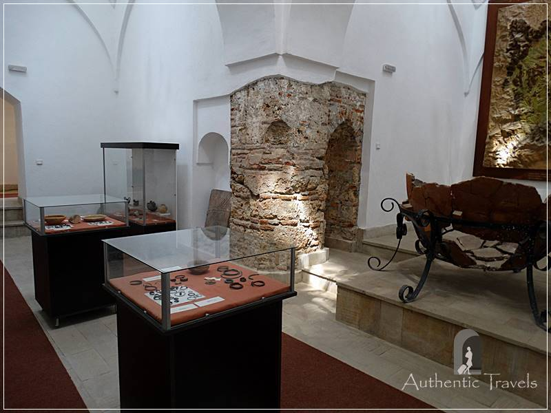 Prizren - the Archaeological Museum refurbished in a former hamam