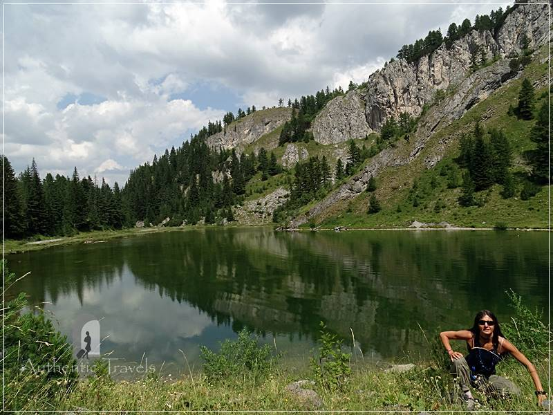 Rugova Valley - Liqeni Madhe Lake (on the border with Montenegro)