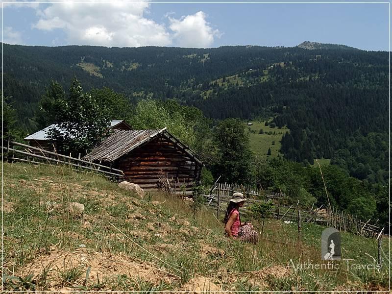 Rugova Valley - Reke e Allages village