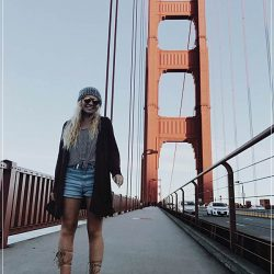 Faith Walls from trekbible. San Francisco Bridge in California