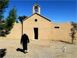 Monastery Notre Dame de l'Atlas in the former Kasbah de Myriem, near Midelt: guided visit with Pere Jean Pierre